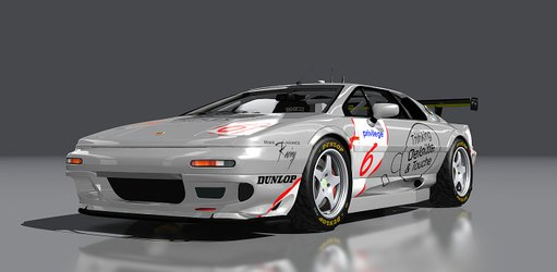Lotus Esprit V8 (Race version)