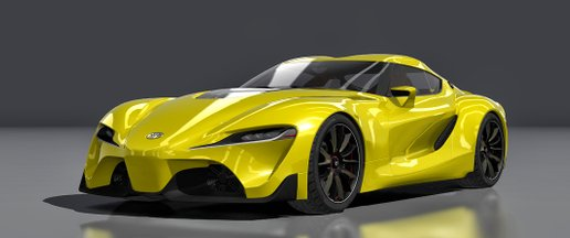 Toyota FT 01 Concept